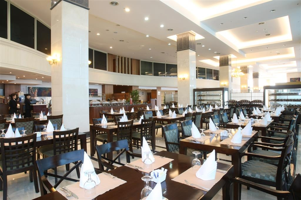 Best Western Premier Incheon Airport - Restaurant