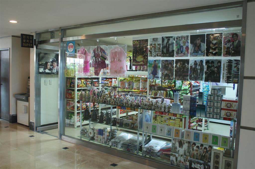Best Western Premier Incheon Airport - Tienda abierta las 24 horas