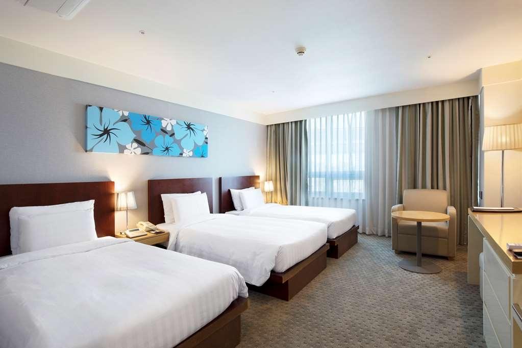 Best Western Premier Incheon Airport - Triple room
