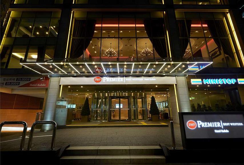 Best Western Premier Hotel Kukdo - Vue extérieure