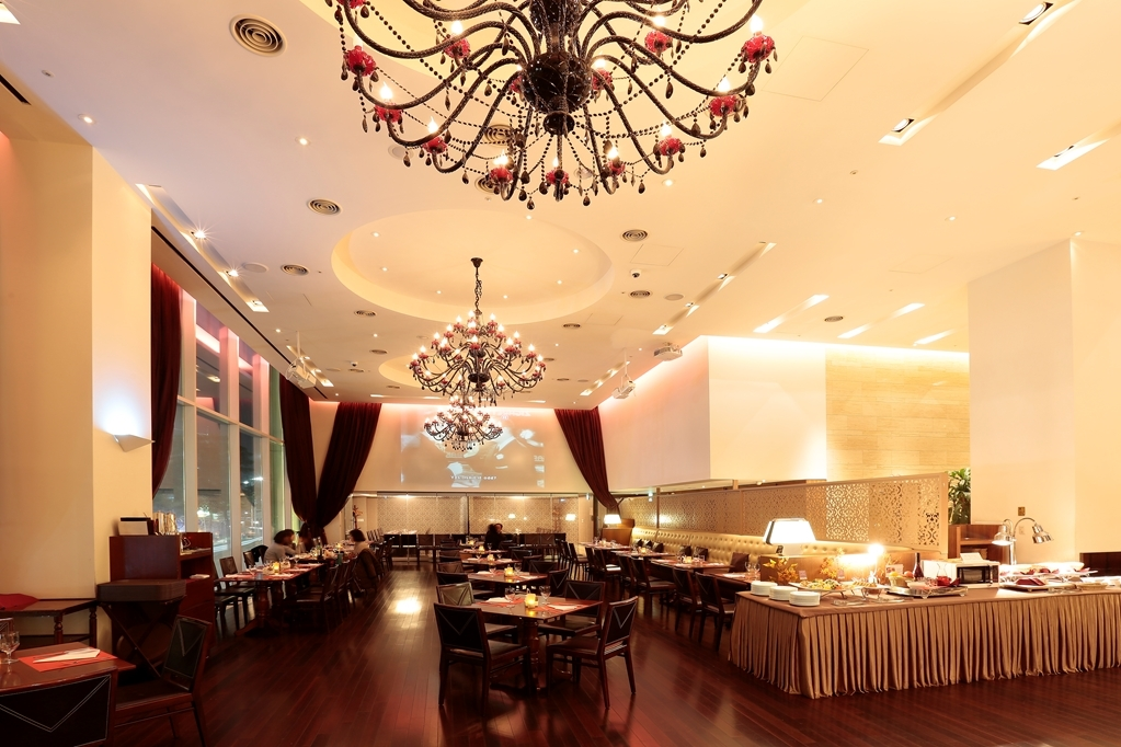 Best Western Premier Hotel Kukdo - Restaurante/Comedor