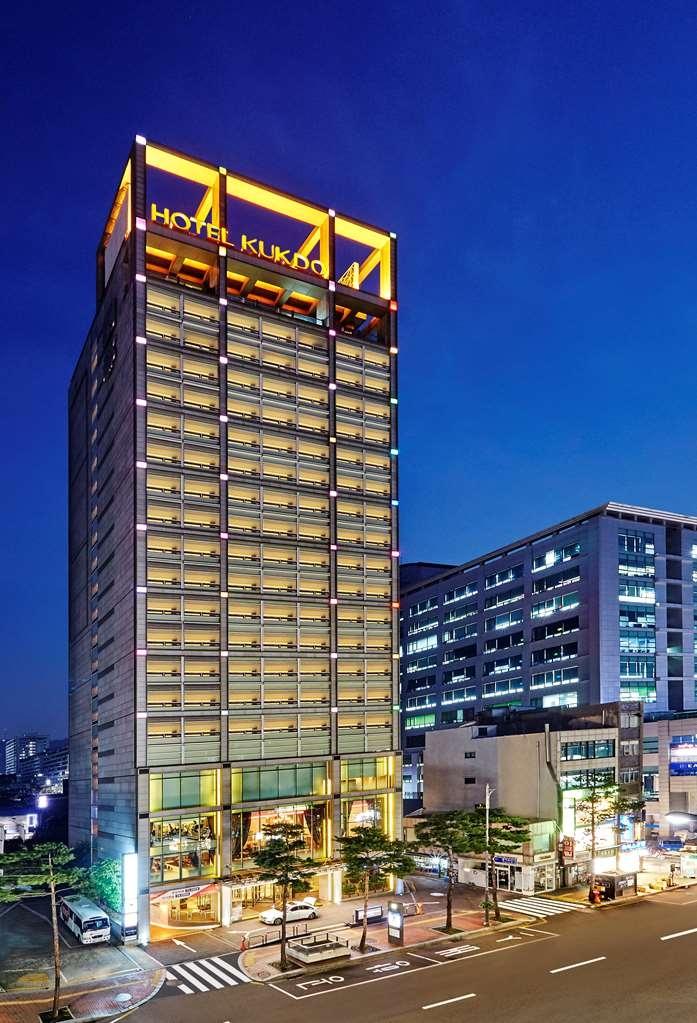 Best Western Premier Hotel Kukdo - Facciata dell'albergo