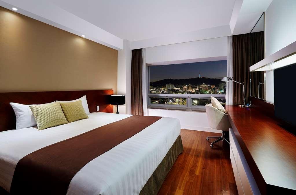 Best Western Premier Hotel Kukdo - Suite