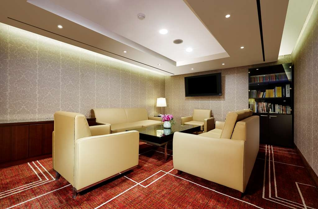 Best Western Premier Hotel Kukdo - Bar / Lounge