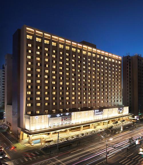 Best Western Premier Seoul Garden Hotel - Aussenansicht