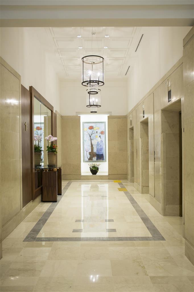 Best Western Premier Seoul Garden Hotel - Vestíbulo
