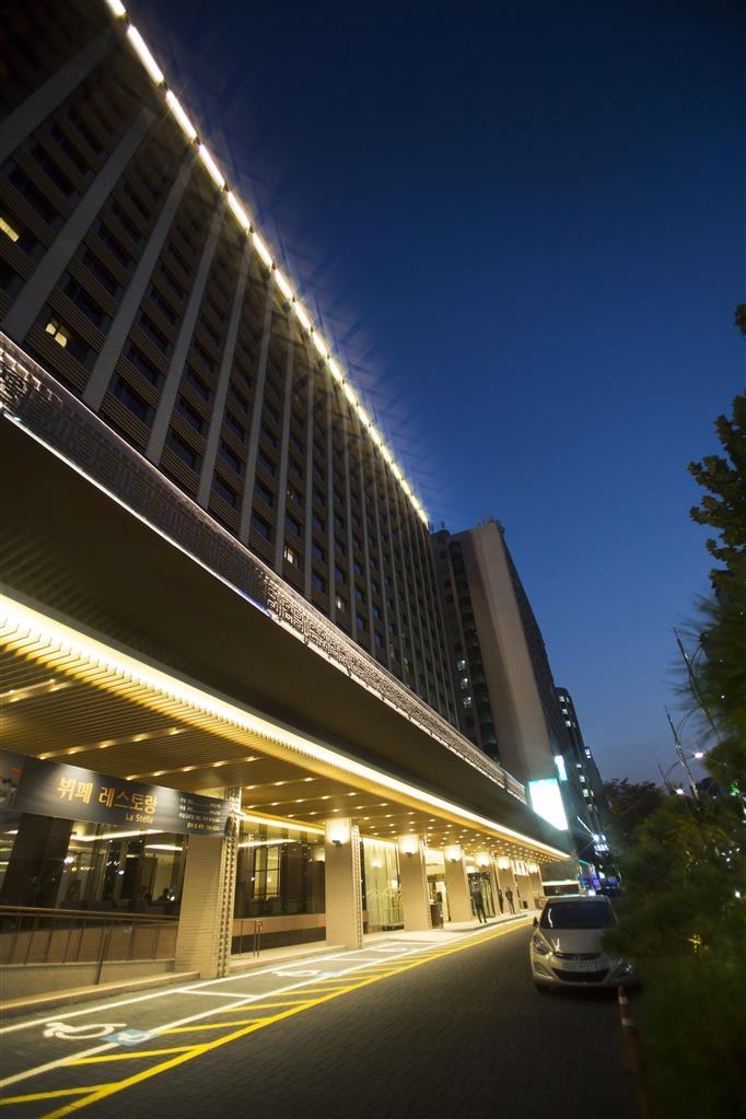 Best Western Premier Seoul Garden Hotel - Vista exterior