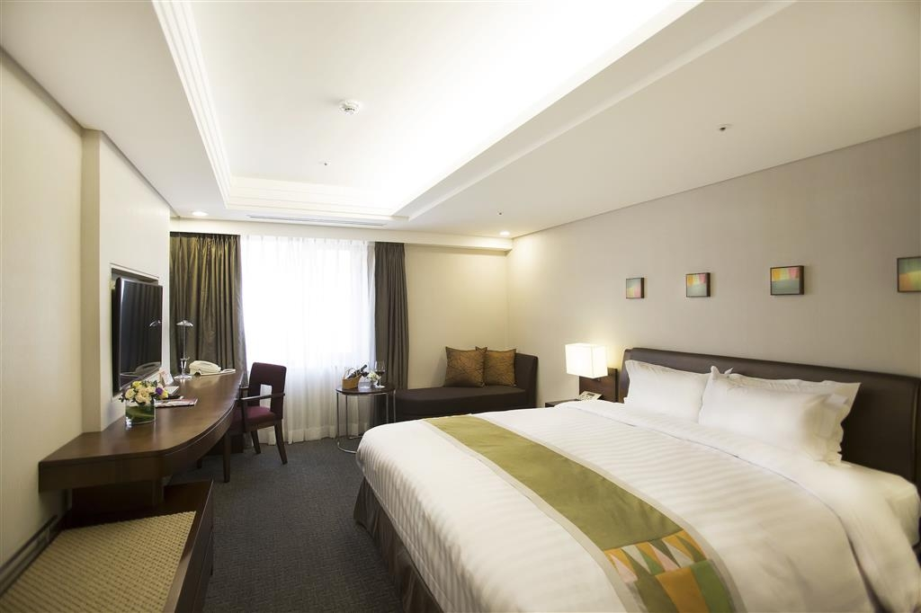 Best Western Premier Seoul Garden Hotel - Camera standard con letto matrimoniale
