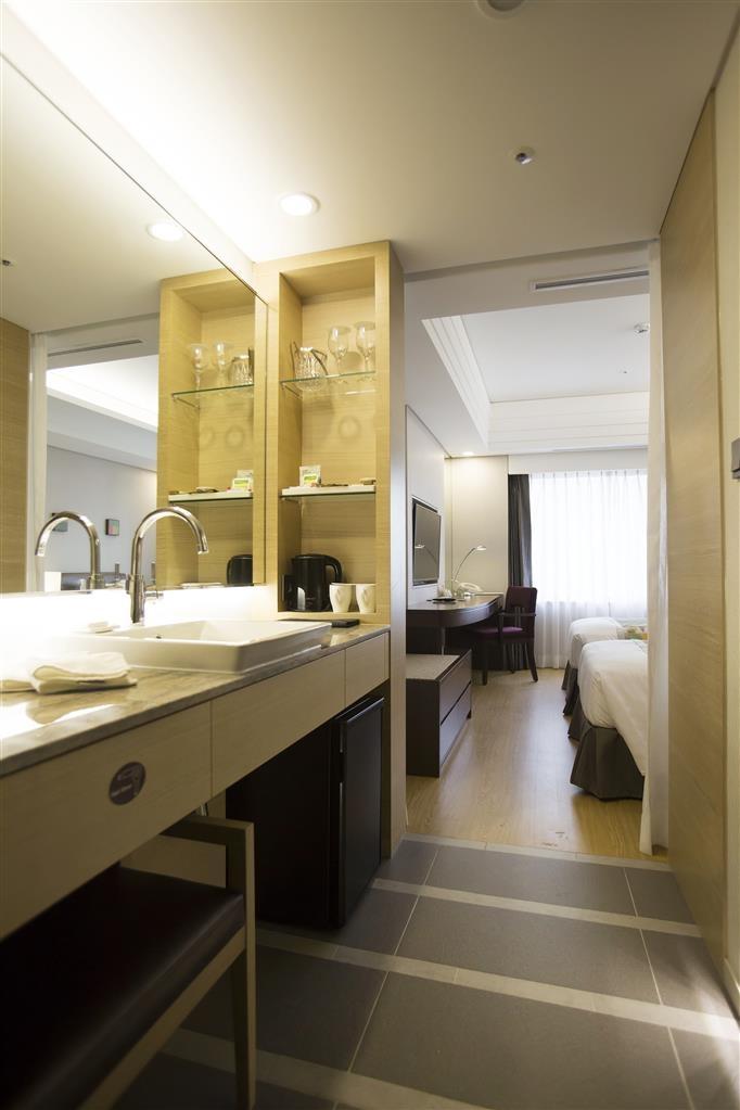 Best Western Premier Seoul Garden Hotel - Lits jumeaux standard
