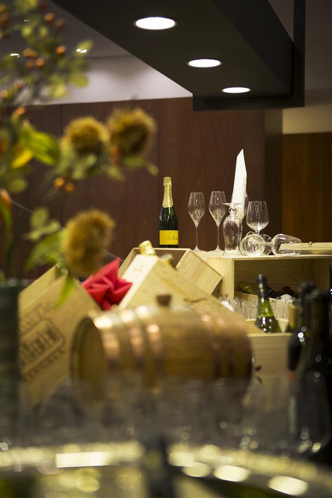 Best Western Premier Seoul Garden Hotel - Restaurante