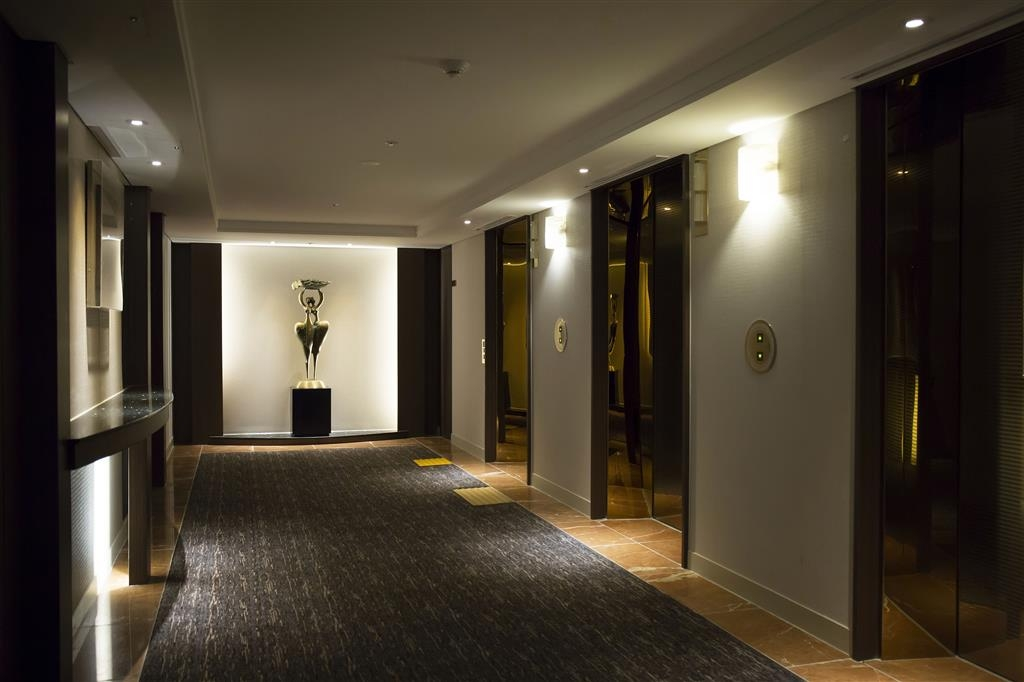 Best Western Premier Seoul Garden Hotel - Ascensor