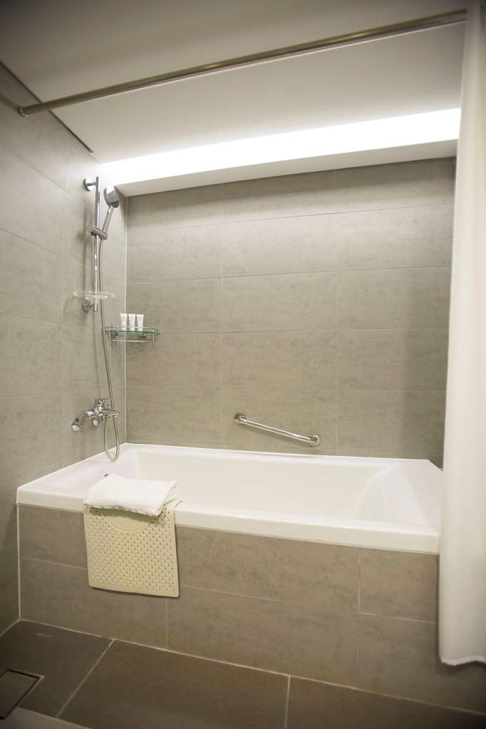 Best Western Premier Seoul Garden Hotel - habitación de huéspedes