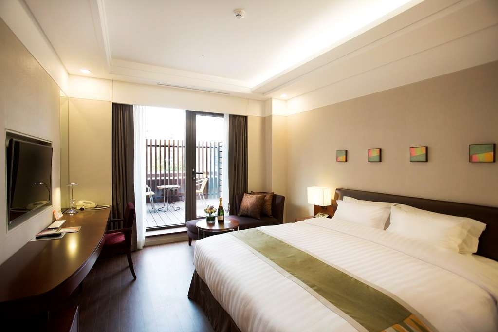 Best Western Premier Seoul Garden Hotel - Terrace Double Bed