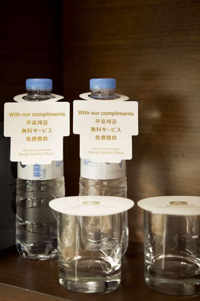 Best Western Premier Seoul Garden Hotel - habitación de huéspedes-amenidad