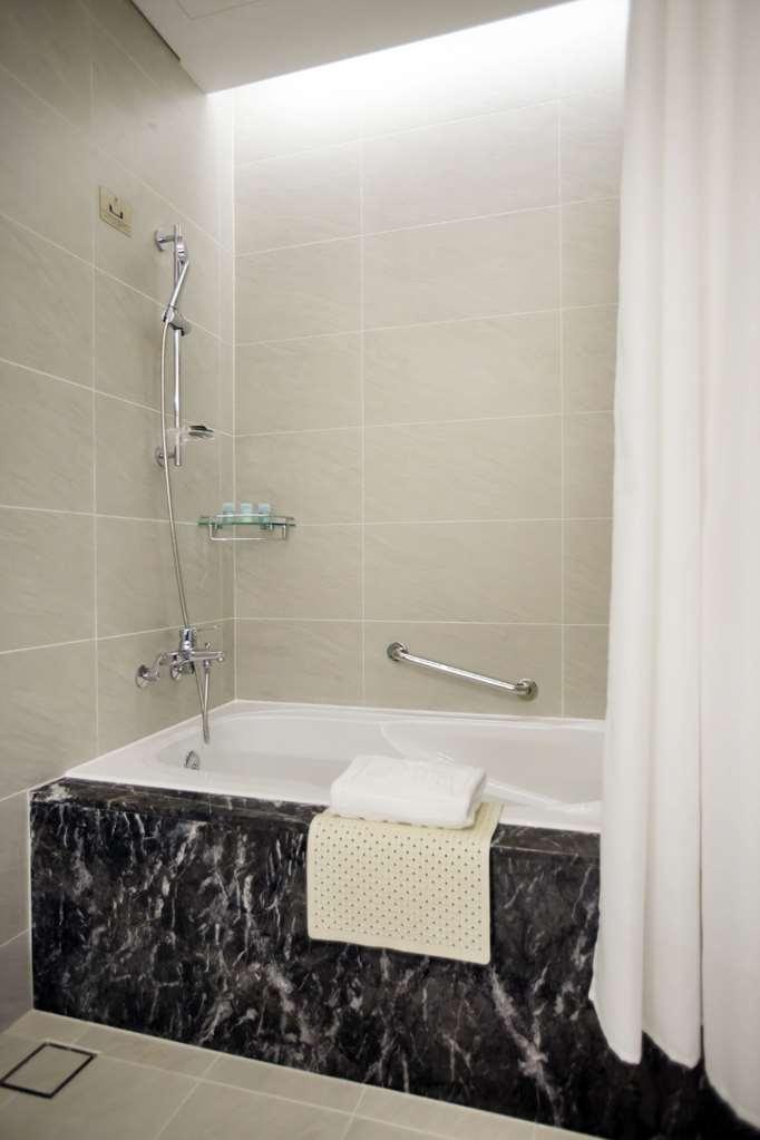 Best Western Premier Seoul Garden Hotel - baño suite ejecutiva