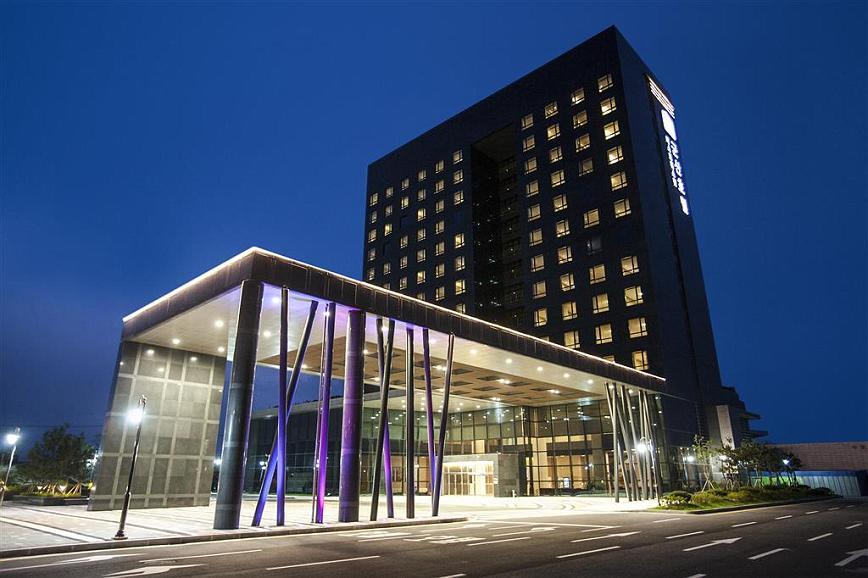 Best Western Gunsan Hotel - Vista esterna