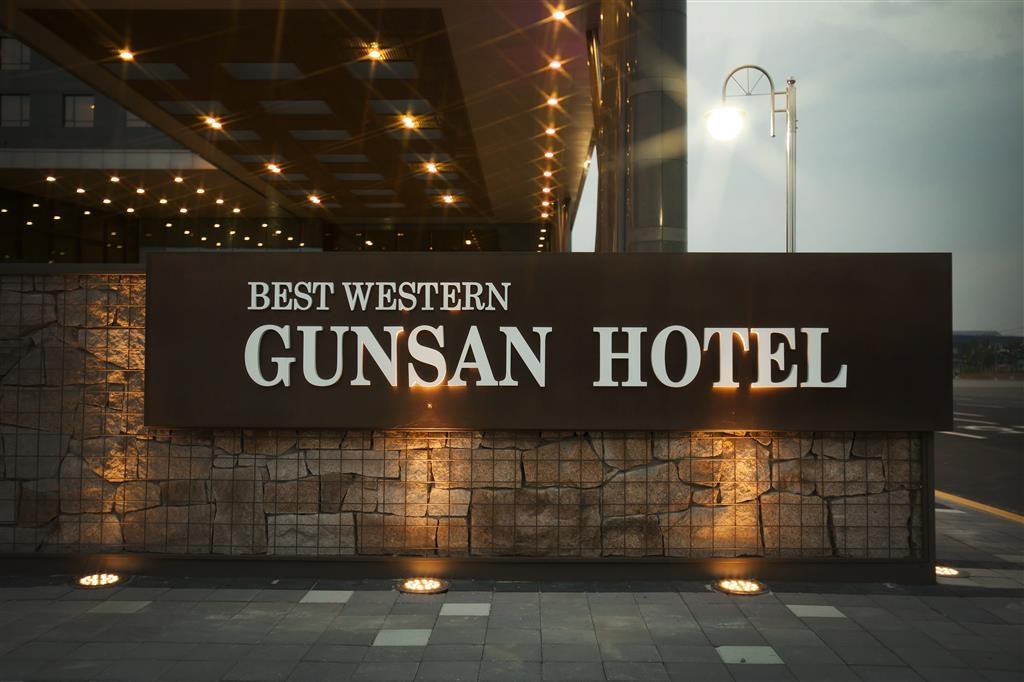 Best Western Gunsan Hotel - Exterior
