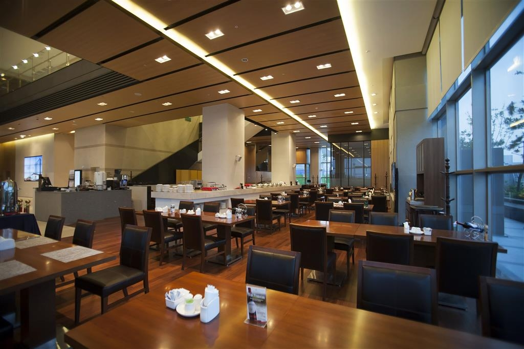 Best Western Gunsan Hotel - Restaurants