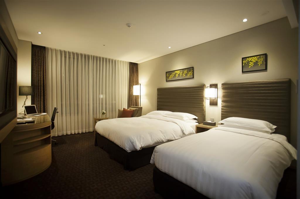 Best Western Gunsan Hotel - Habitación de lujo