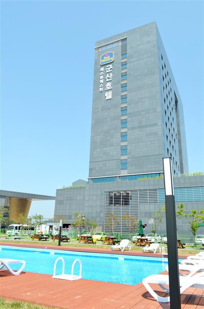 Best Western Gunsan Hotel - Piscina al aire libre