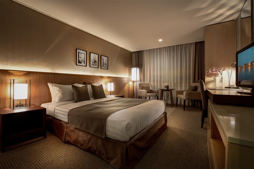 Best Western Incheon Royal Hotel - Deluxe Double