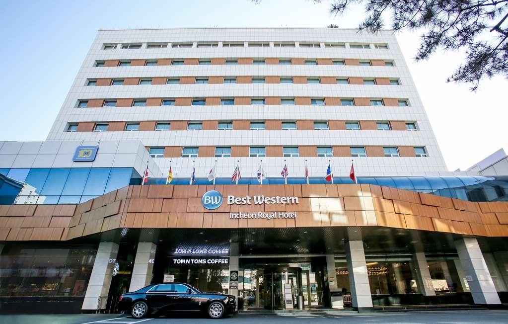 Best Western Incheon Royal Hotel - Vue de l'extérieur