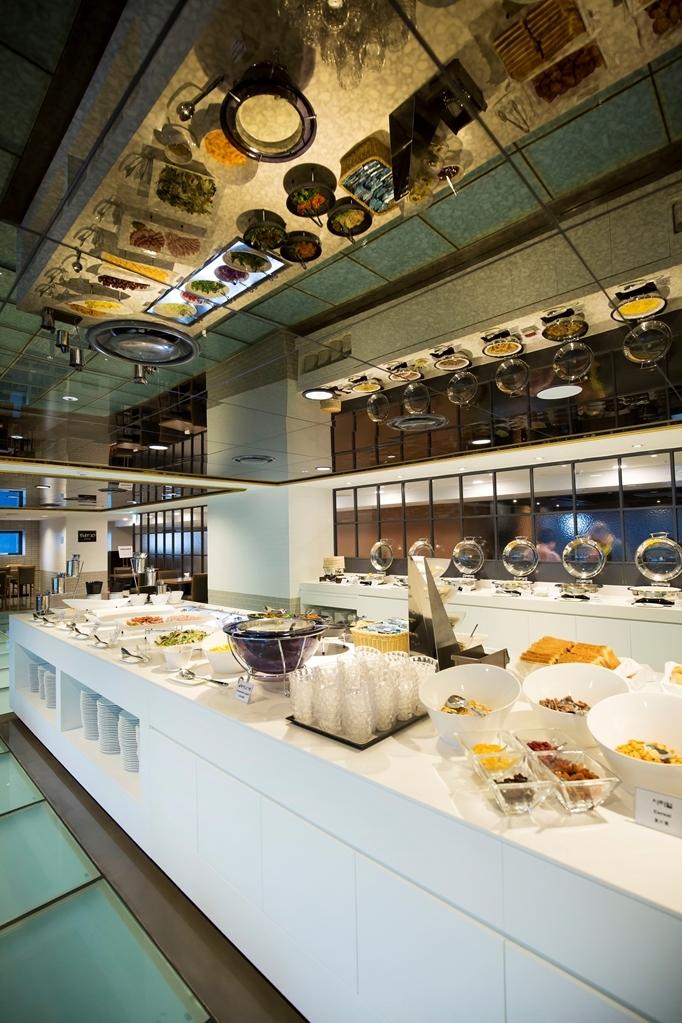 Best Western Jeju Hotel - buffet