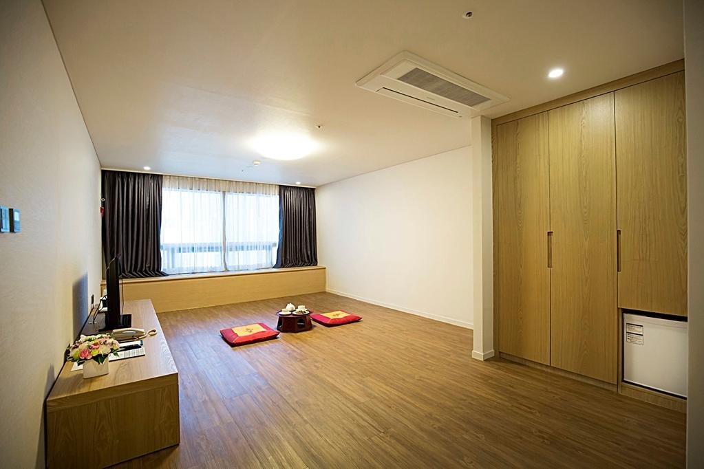 Best Western Jeju Hotel - Ondol 2 Mat Guest Room