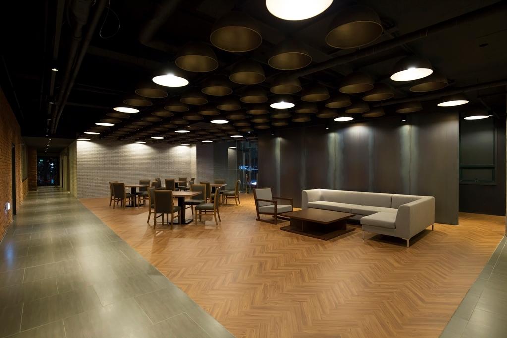 Best Western Jeju Hotel - Vista del vestíbulo