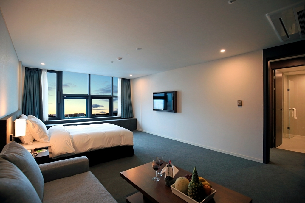 Best Western Jeju Hotel - Double Bed Suite