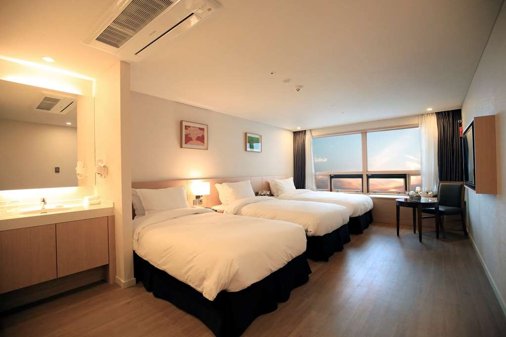 Best Western Jeju Hotel - Triple