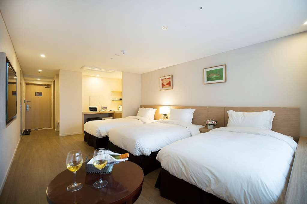 Best Western Jeju Hotel - Habitaciones/Alojamientos