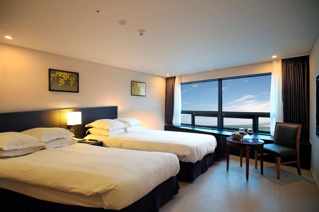 Best Western Jeju Hotel - Chambres / Logements