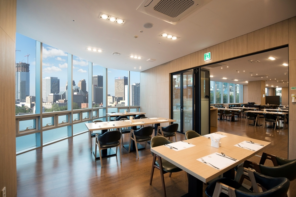 Best Western Haeundae Hotel - Dining Area