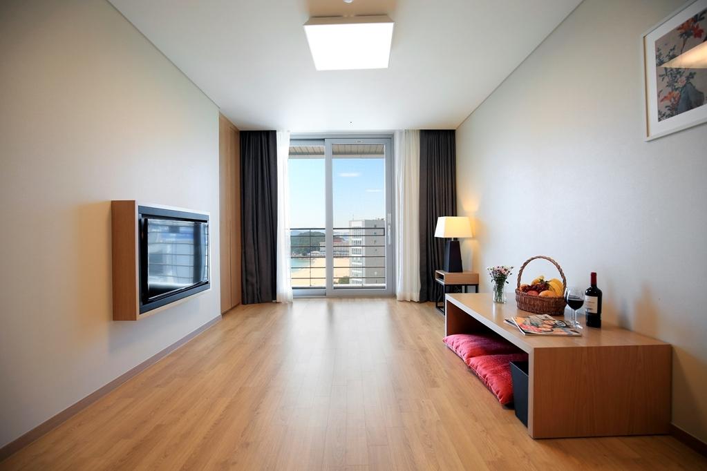 Best Western Haeundae Hotel - Ondol Suite Side Sea View