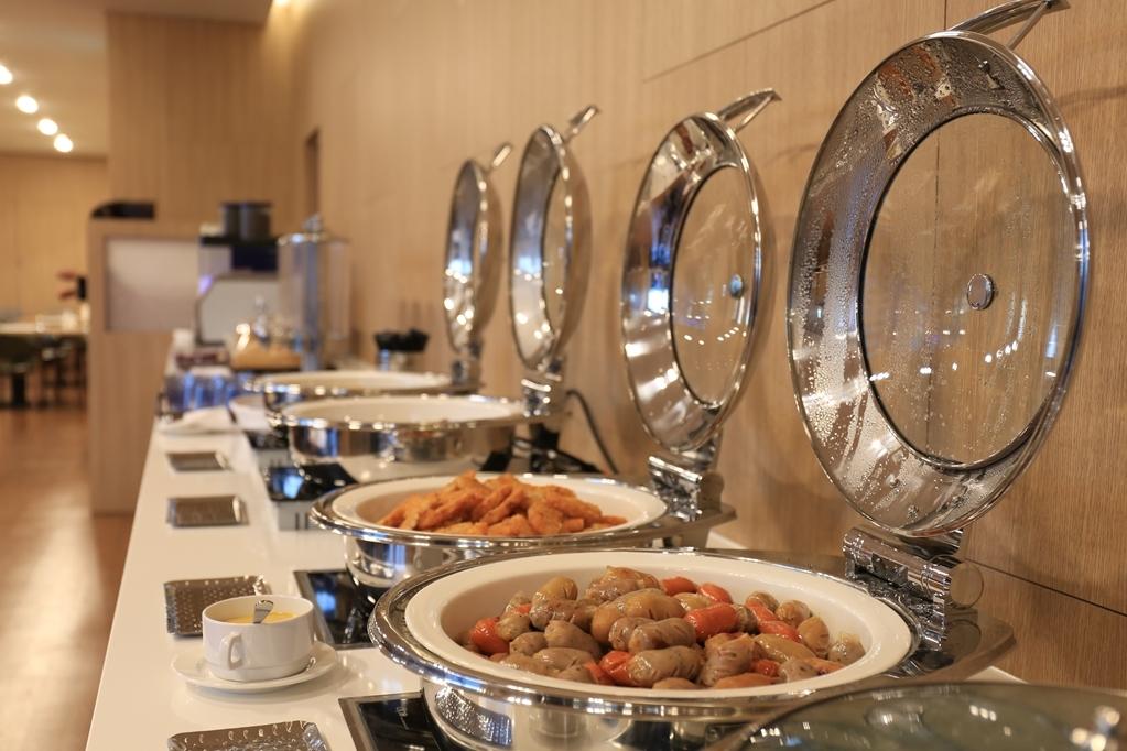 Best Western Haeundae Hotel - Breakfast Area