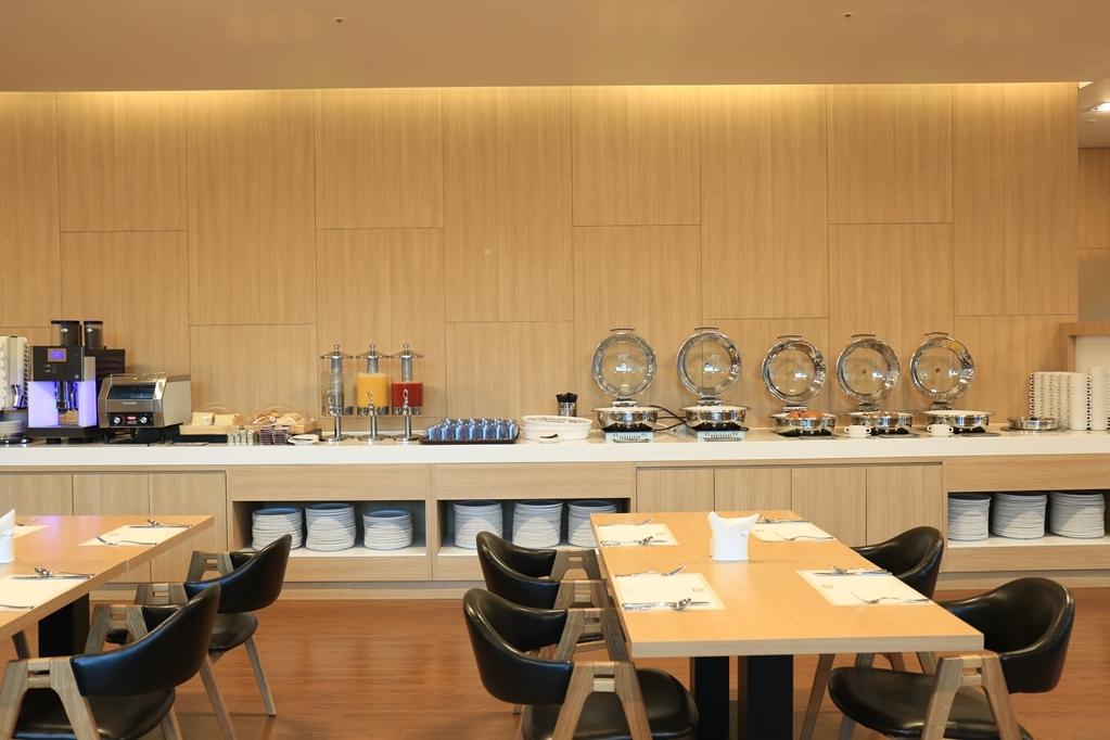 Best Western Haeundae Hotel - Desayuno Buffet