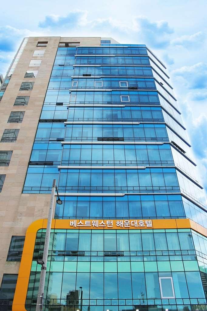 Best Western Haeundae Hotel - Façade
