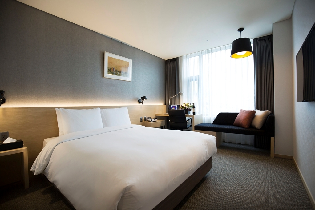 Best Western Arirang Hill Dongdaemun - Double Bed Guest Room