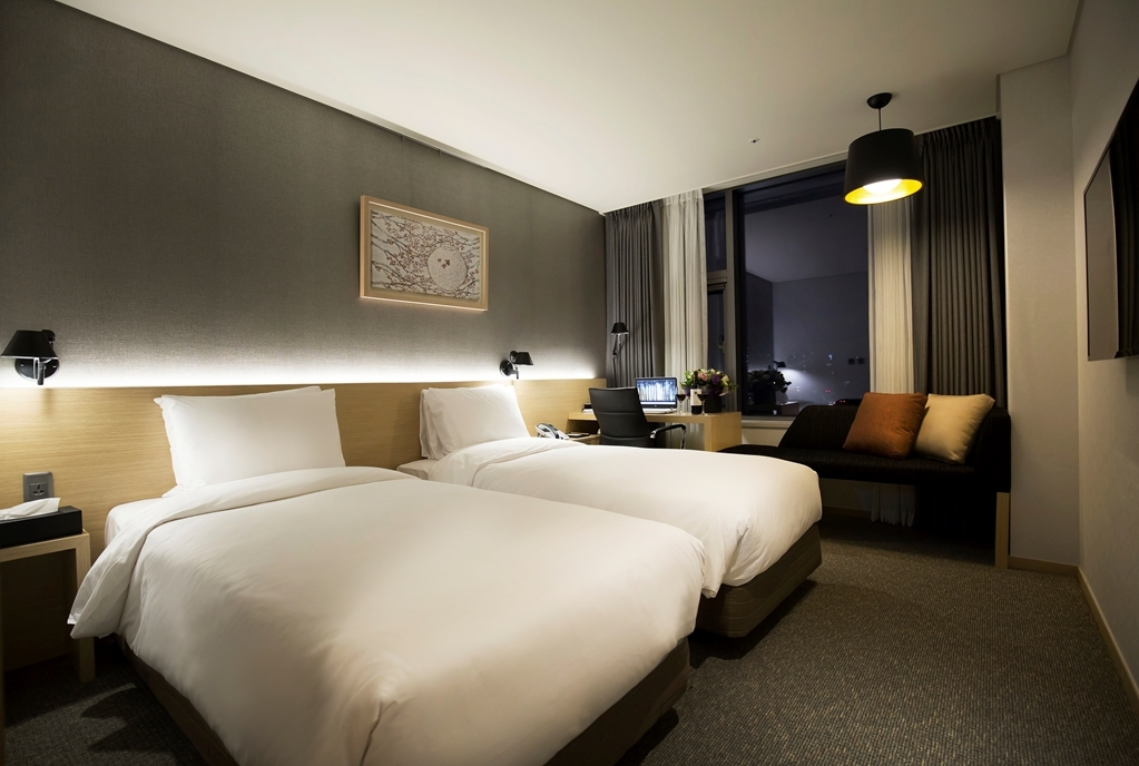 Best Western Arirang Hill Dongdaemun - Two Twin Bed Guest Room