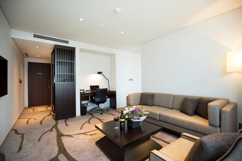 Best Western Arirang Hill Dongdaemun - Suite King Bed Guest Room