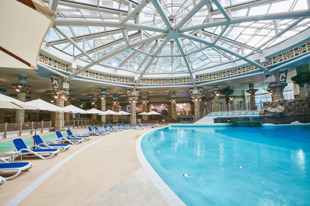 Best Western Plus Island Castle Hotel - Ocio