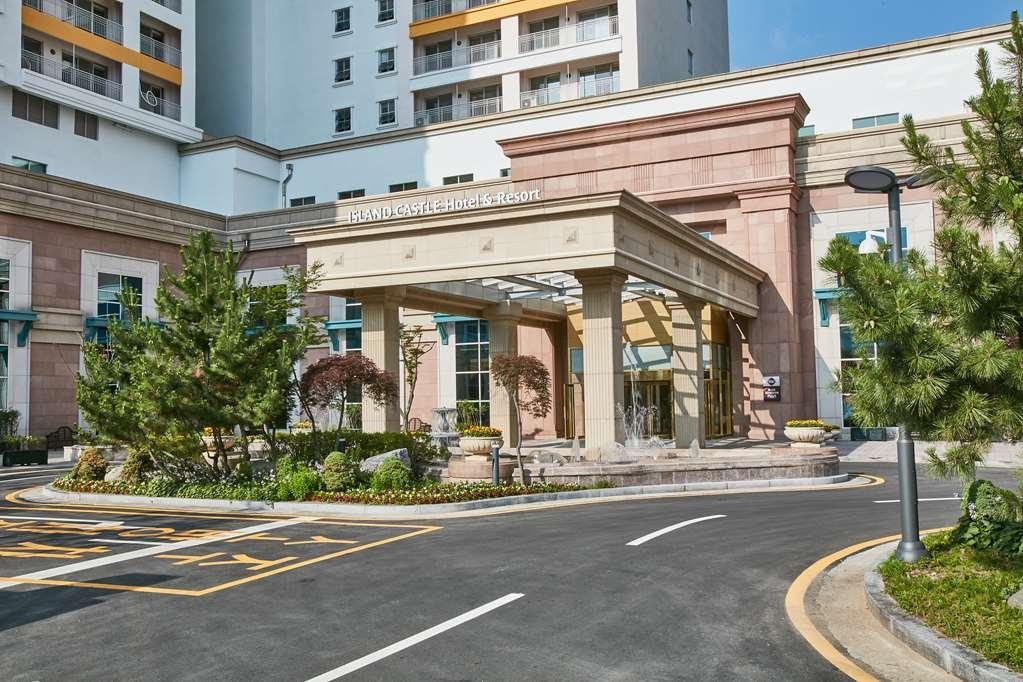 Best Western Plus Island Castle Hotel - Vista Exterior