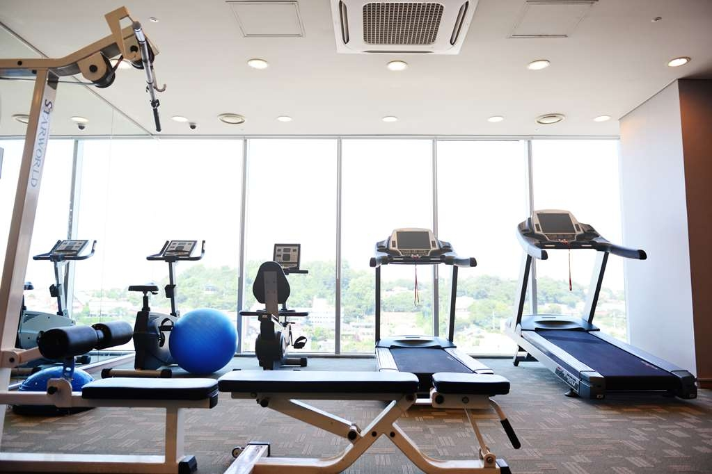 Best Western Harbor Park Hotel - Exercise Room