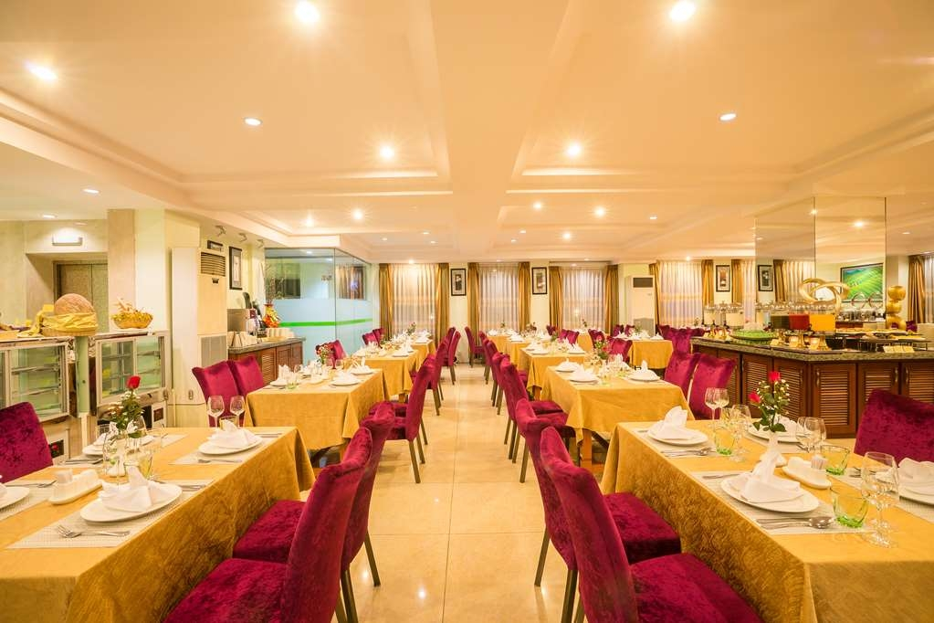 Best Western Green Hill Hotel - Restaurant / Etablissement gastronomique