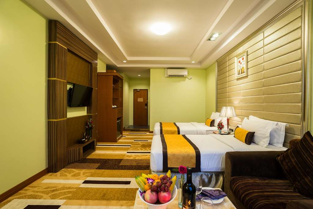 Best Western Green Hill Hotel - Chambres / Logements