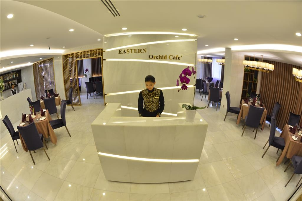 Best Western Chinatown Hotel - Eastern Orchid Cafe