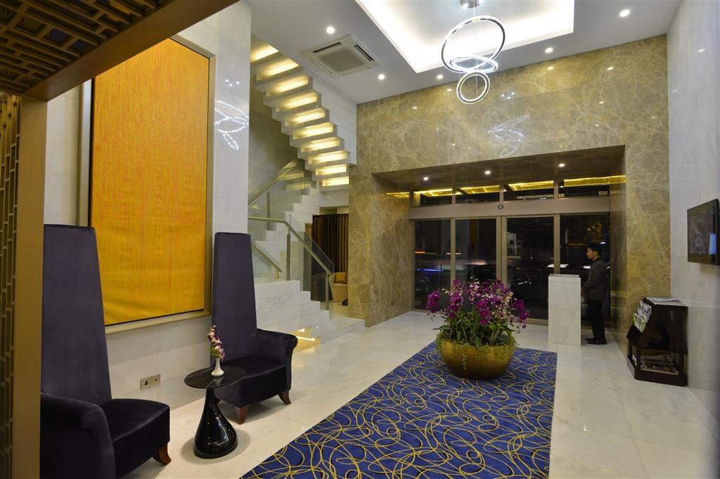 Best Western Chinatown Hotel - Vestíbulo