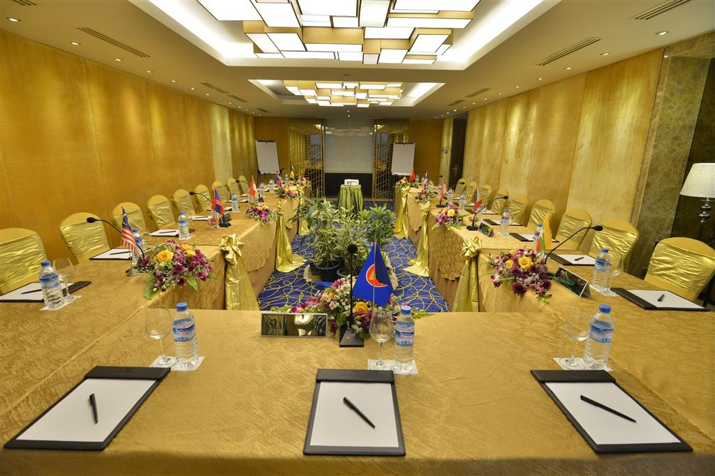 Best Western Chinatown Hotel - Meeting Room