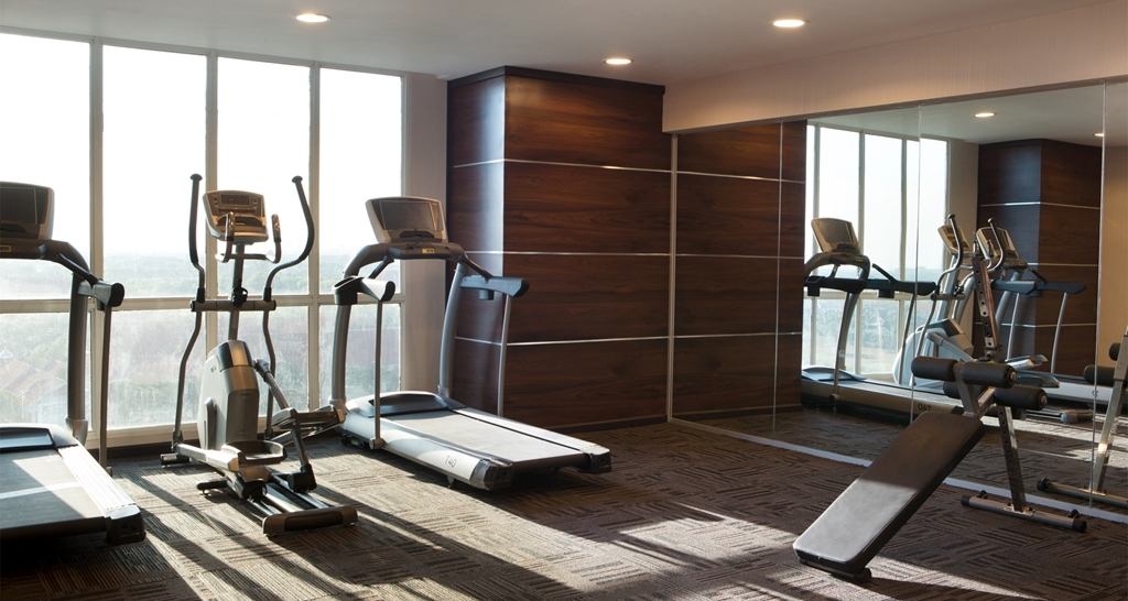 Best Western Papilio Hotel - Fitness Center